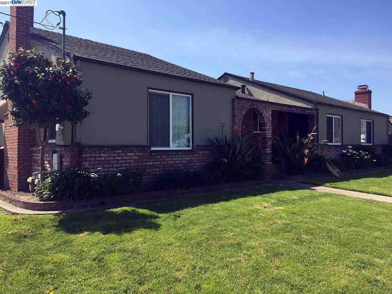 Multi-Family Home for Sale at 14367 Wake Avenue San Leandro, California 94578 United States