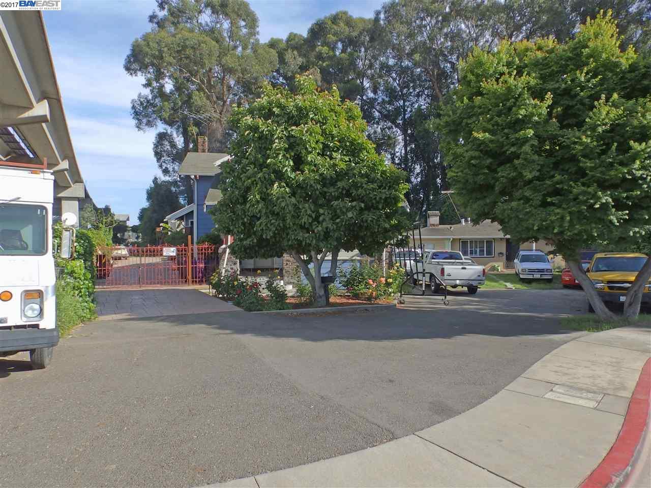 Multi-Family Home for Sale at 707 Peralta Avenue San Leandro, California 94577 United States