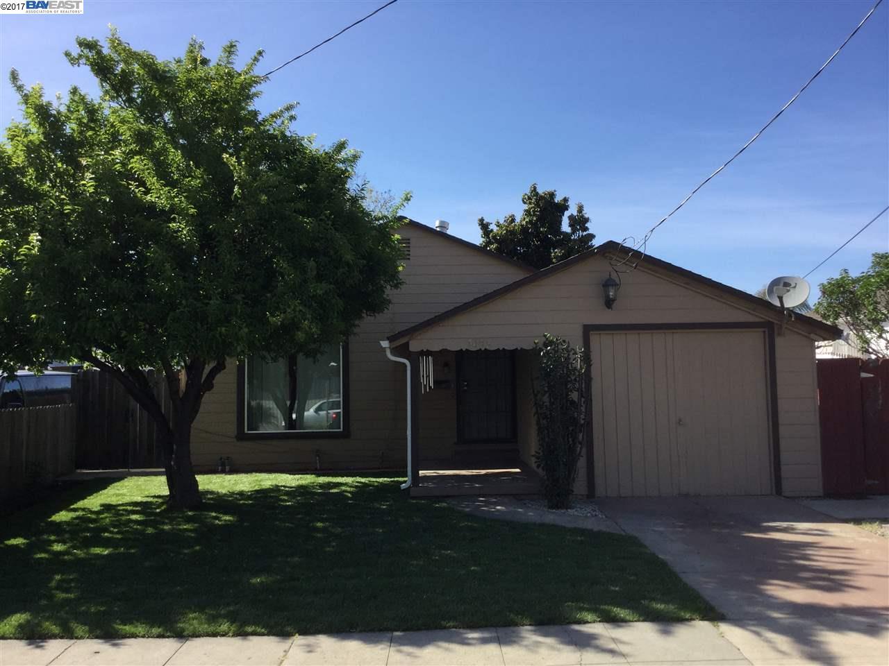 一戸建て のために 売買 アット 1435 172Nd Avenue Hayward, カリフォルニア 94541 アメリカ合衆国