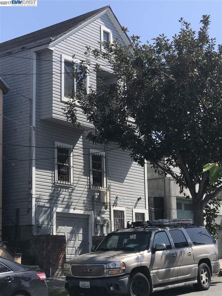 Single Family Home for Sale at 1219 Lane Street 1219 Lane Street San Francisco, California 94124 United States