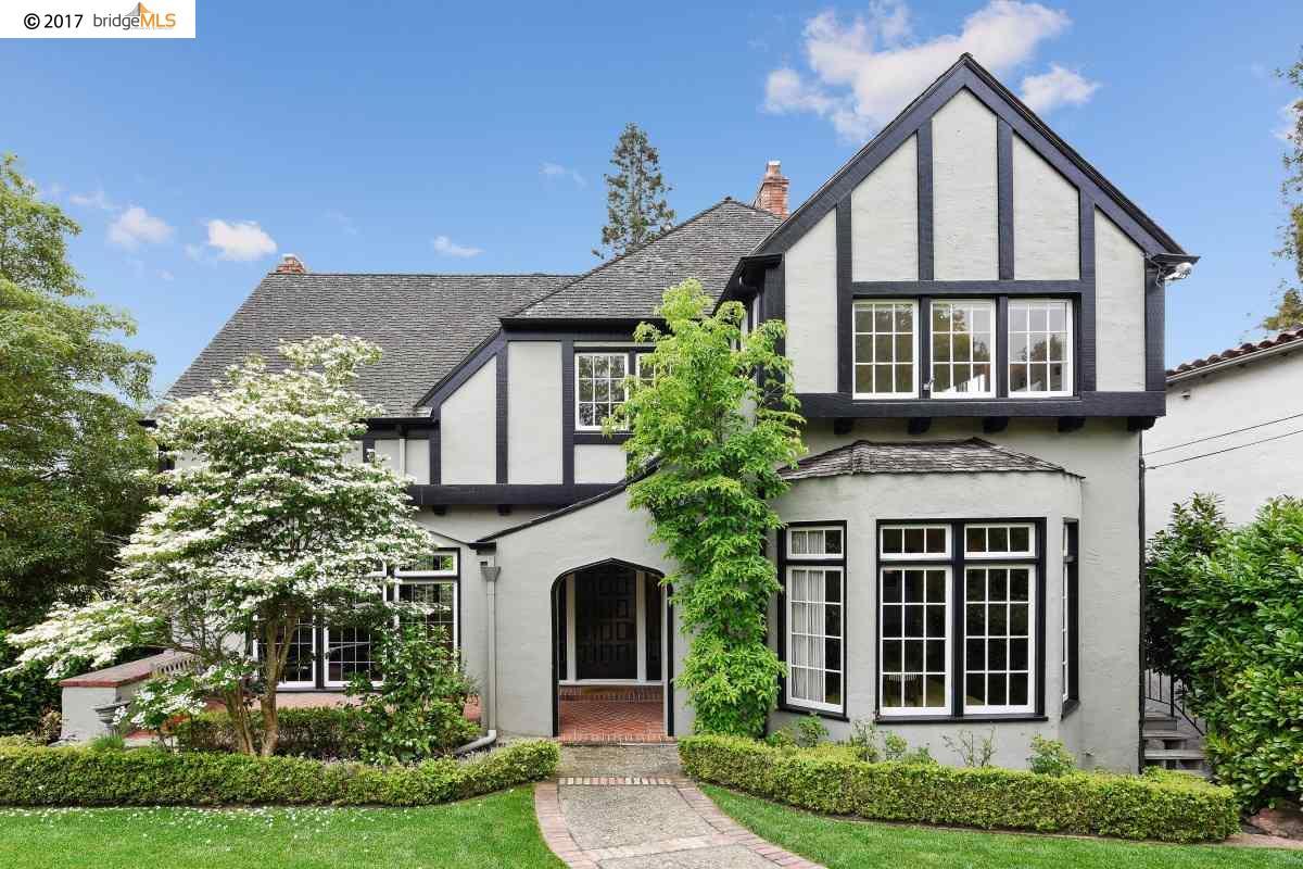 Single Family Home for Sale at 310 La Salle Avenue Piedmont, California 94610 United States