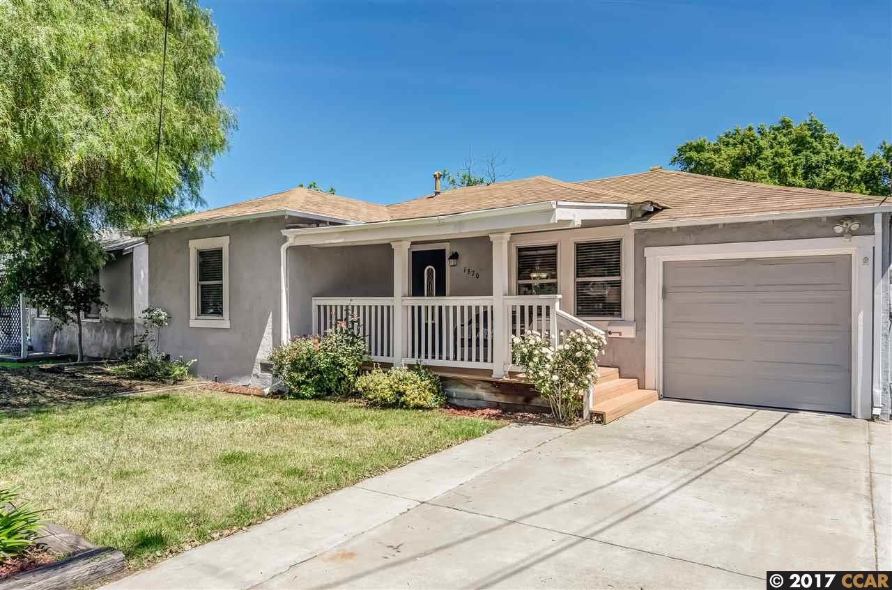 1370 San Carlos Ave   CONCORD   786   94518
