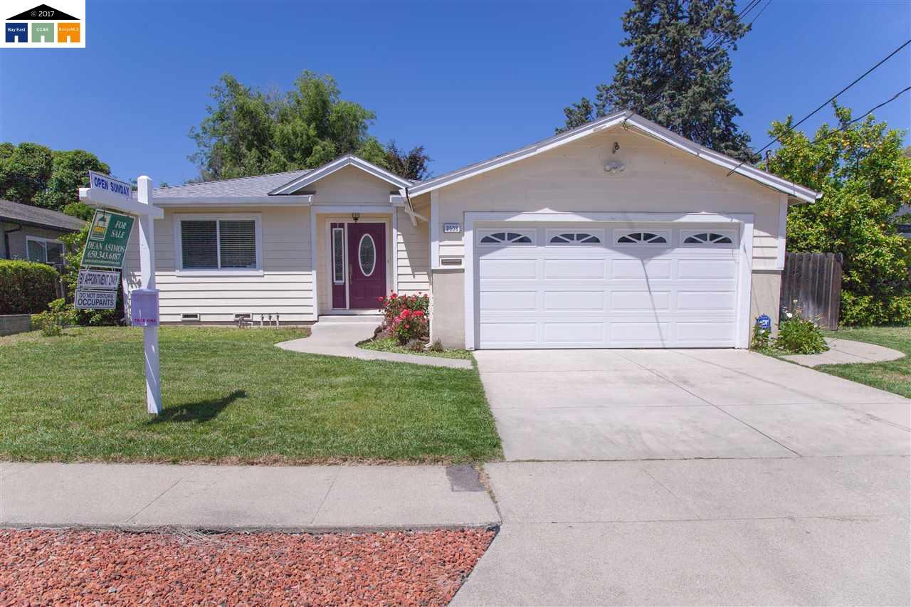 3508 Hillsborough Drive, CONCORD, CA 94520