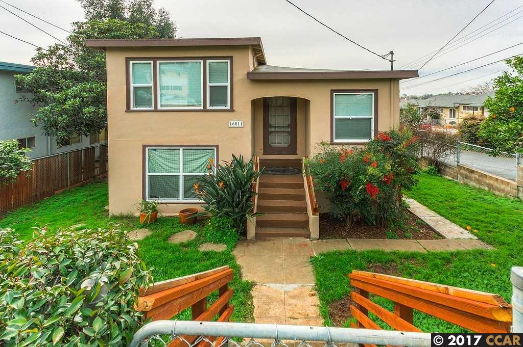 Multi-Family Home for Sale at 16011 MaubeAve 16011 MaubeAve San Leandro, California 94578 United States