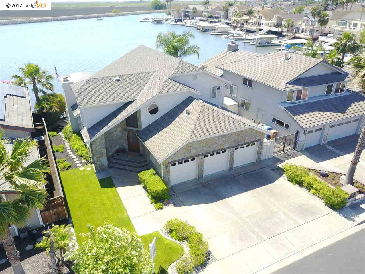 Single Family Home for Sale at 5790 Starboard Drive Discovery Bay, California 94505 United States