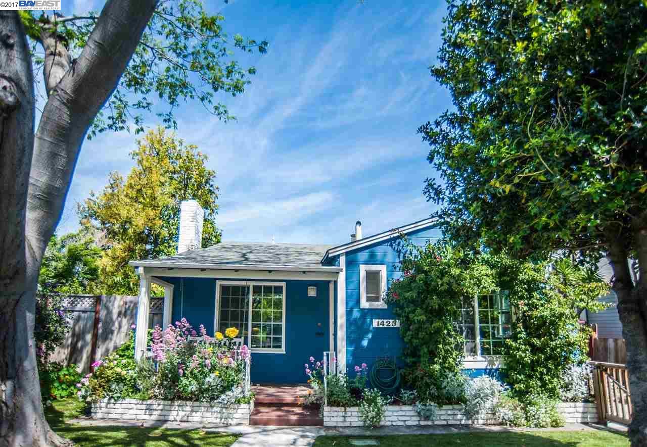 一戸建て のために 売買 アット 1425 Harrison Street Santa Clara, カリフォルニア 95050 アメリカ合衆国