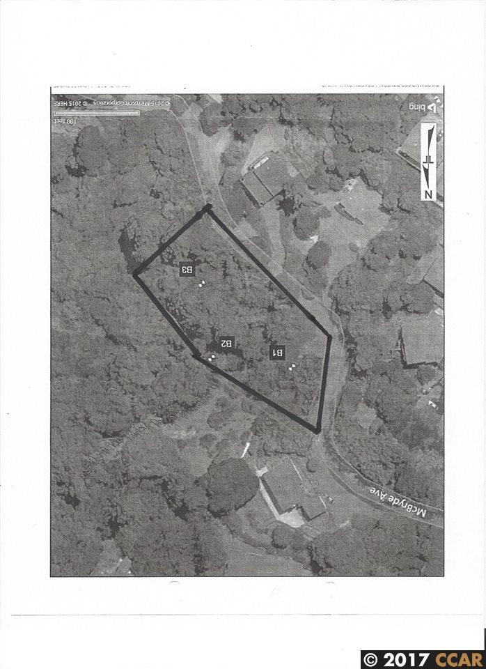 Земля для того Продажа на MCBRYDE Avenue MCBRYDE Avenue Richmond, Калифорния 94805 Соединенные Штаты