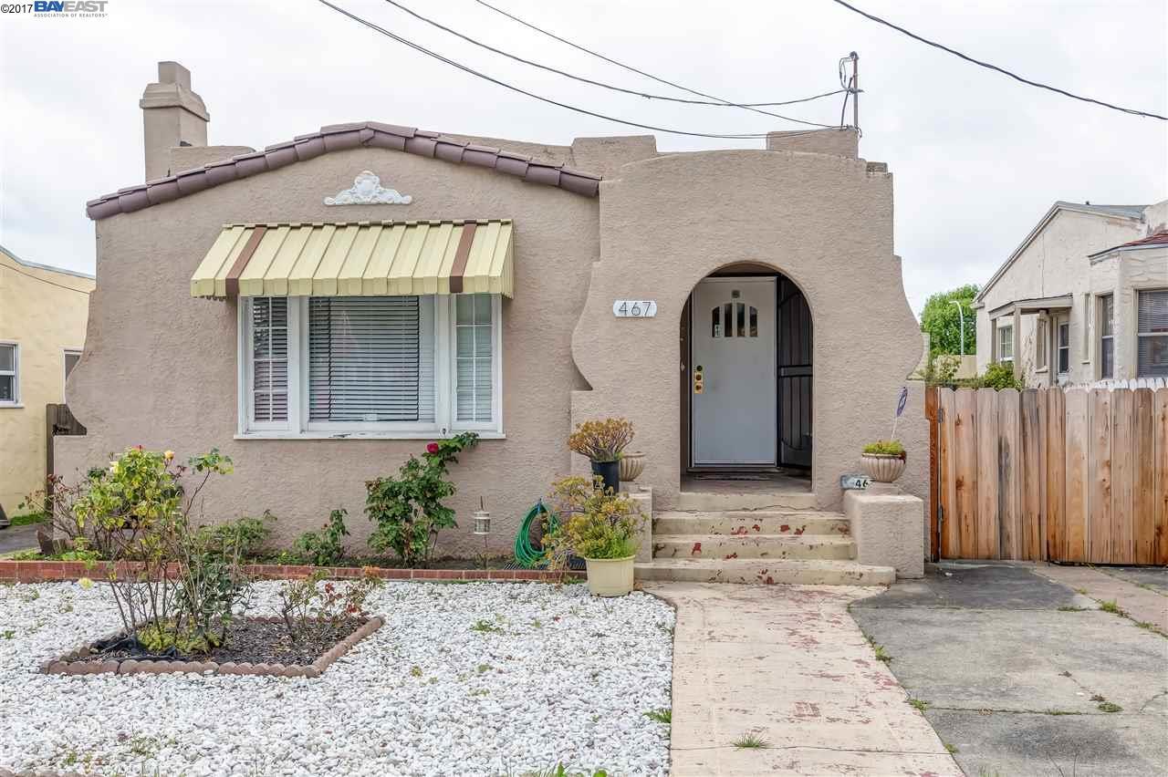 467 MCLAUGHLIN ST, RICHMOND, CA 94805