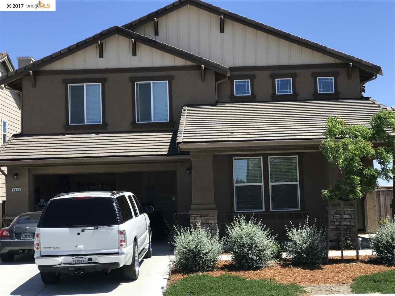 Maison unifamiliale pour l à louer à 3025 ALDRICH STREET Antioch, Californie 94509 États-Unis