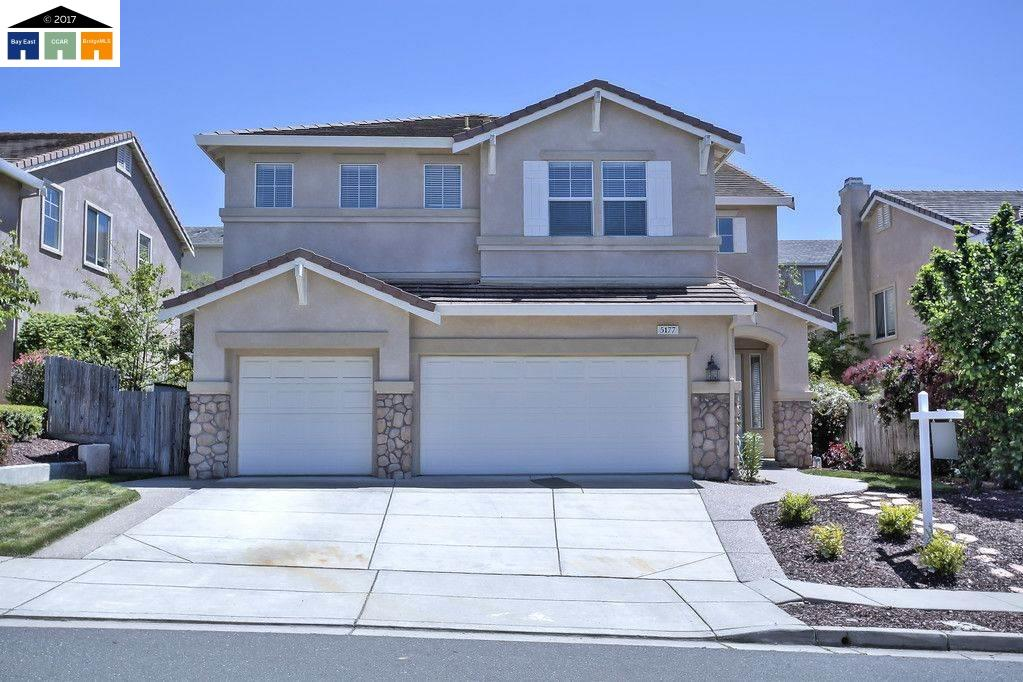 5177 Stone Canyon Dr, CASTRO VALLEY, CA 94552