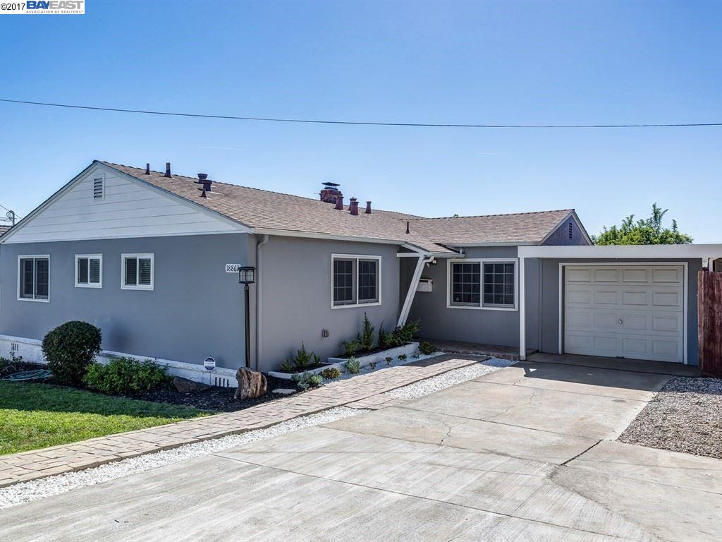 Single Family Home for Sale at 18863 California Street Castro Valley, California 94546 United States