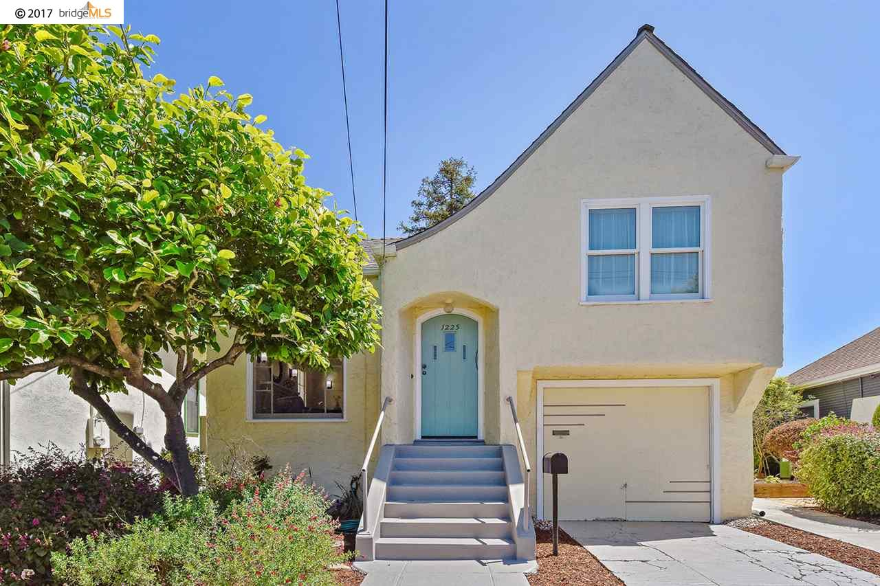 1225 Kains Ave, BERKELEY, CA 94706