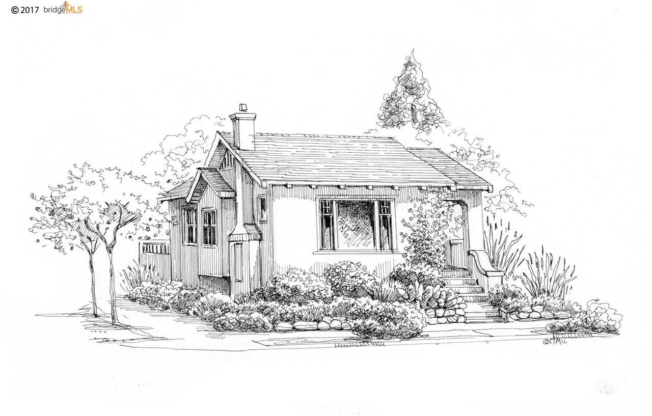 2201 McGee Ave., BERKELEY, CA 94703
