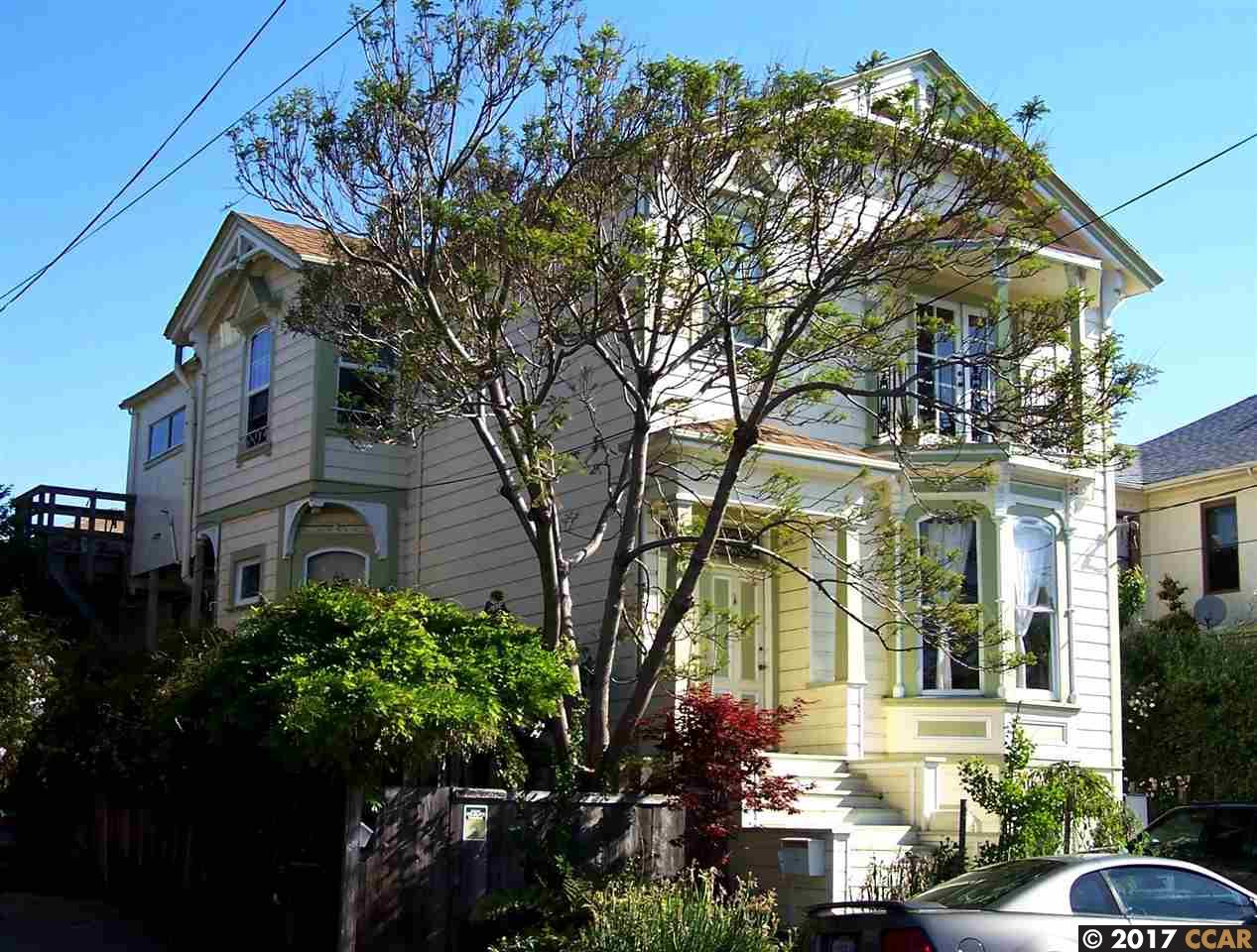 Multi-Family Home for Sale at 1270 61St Street Emeryville, California 94608 United States