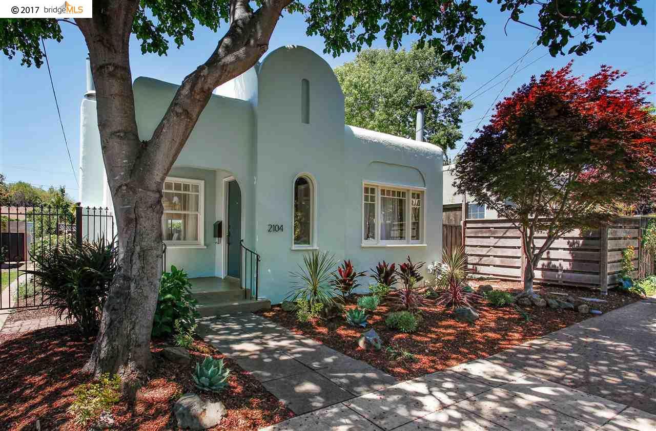 2104 Spaulding Ave, BERKELEY, CA 94703