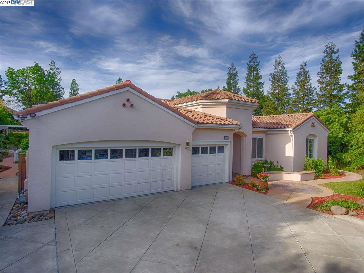 Single Family Home for Sale at 5763 Shadow Ridge Court Pleasanton, California 94566 United States