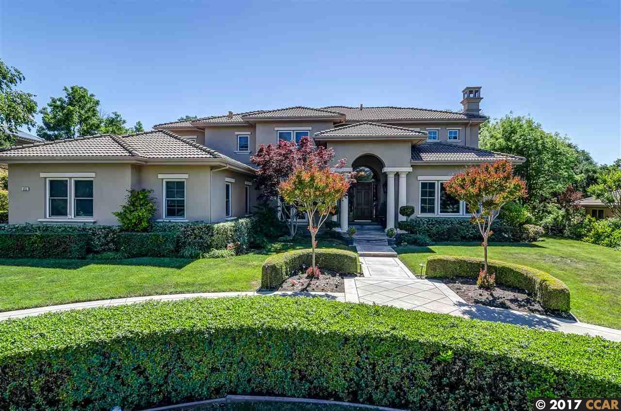 Single Family Home for Sale at 3253 E Ruby Hill Drive Pleasanton, California 94566 United States