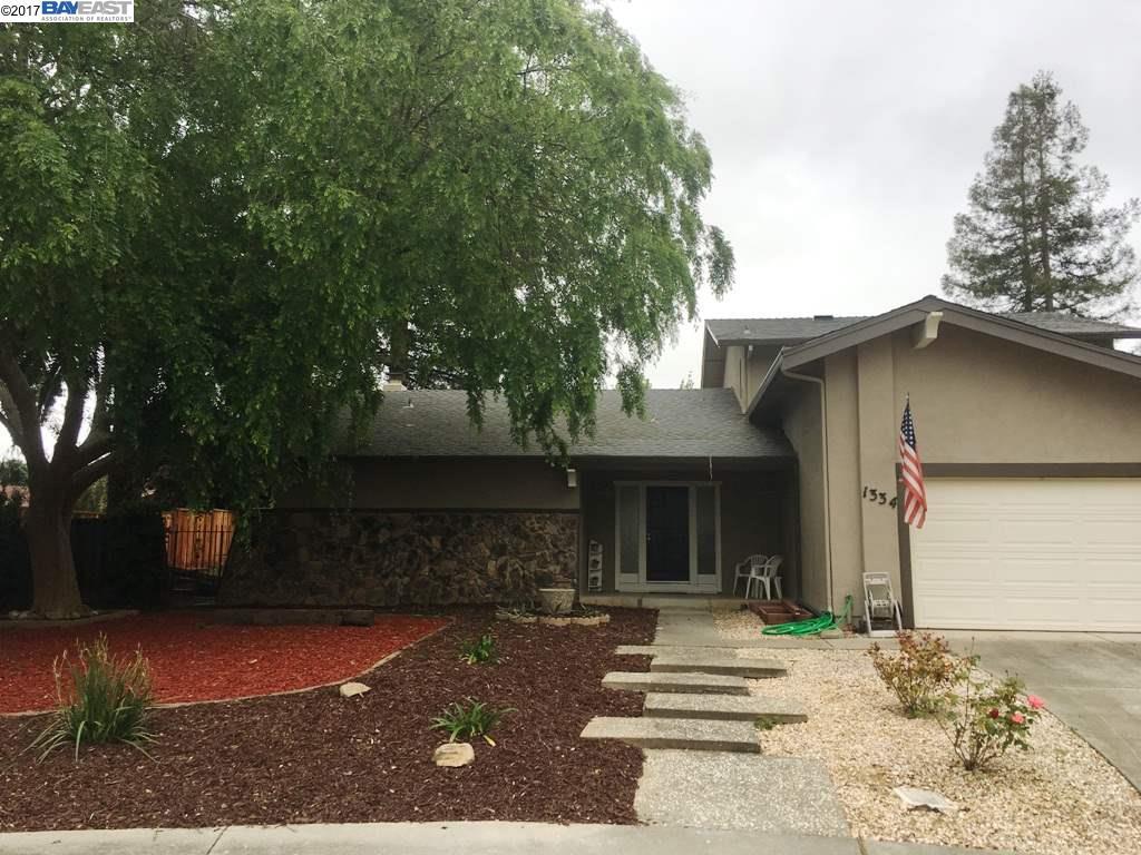 Einfamilienhaus für Mieten beim 1334 Chelsea Way Livermore, Kalifornien 94550 Vereinigte Staaten