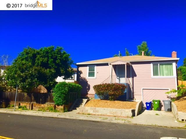 1820 LIBERTY ST, EL CERRITO, CA 94530