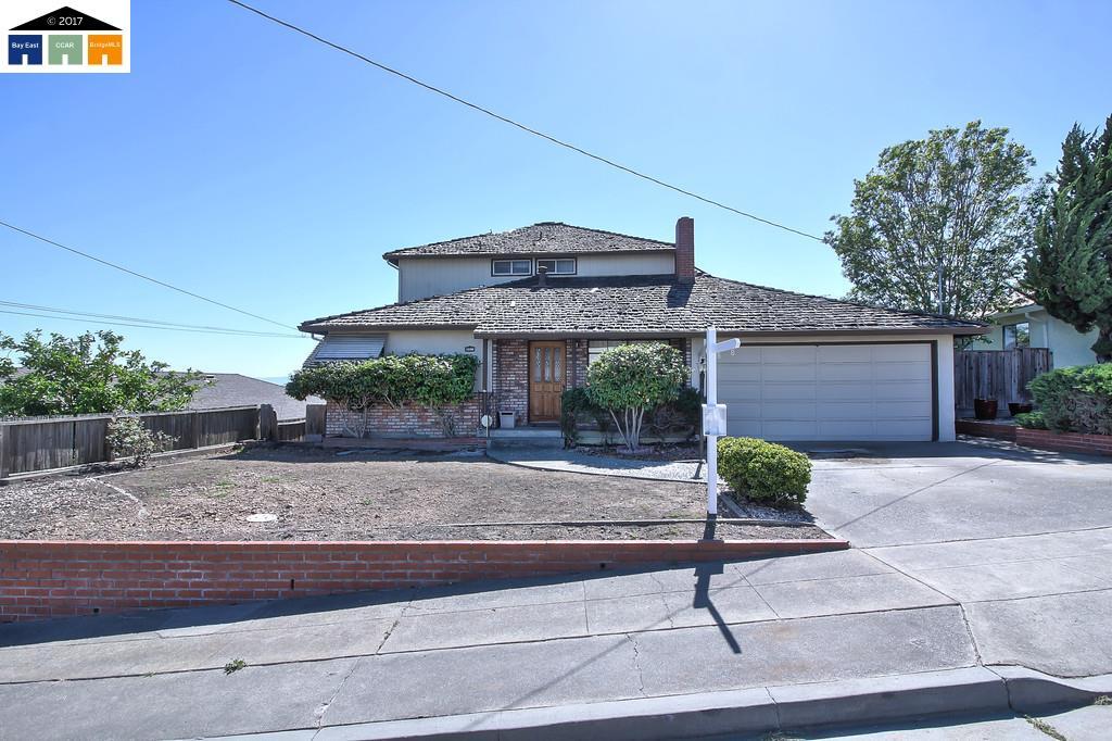 16289 Lyle St, SAN LEANDRO, CA 94578