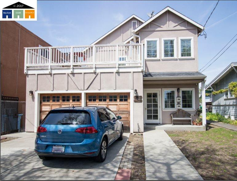 1113 Parker St, BERKELEY, CA 94702