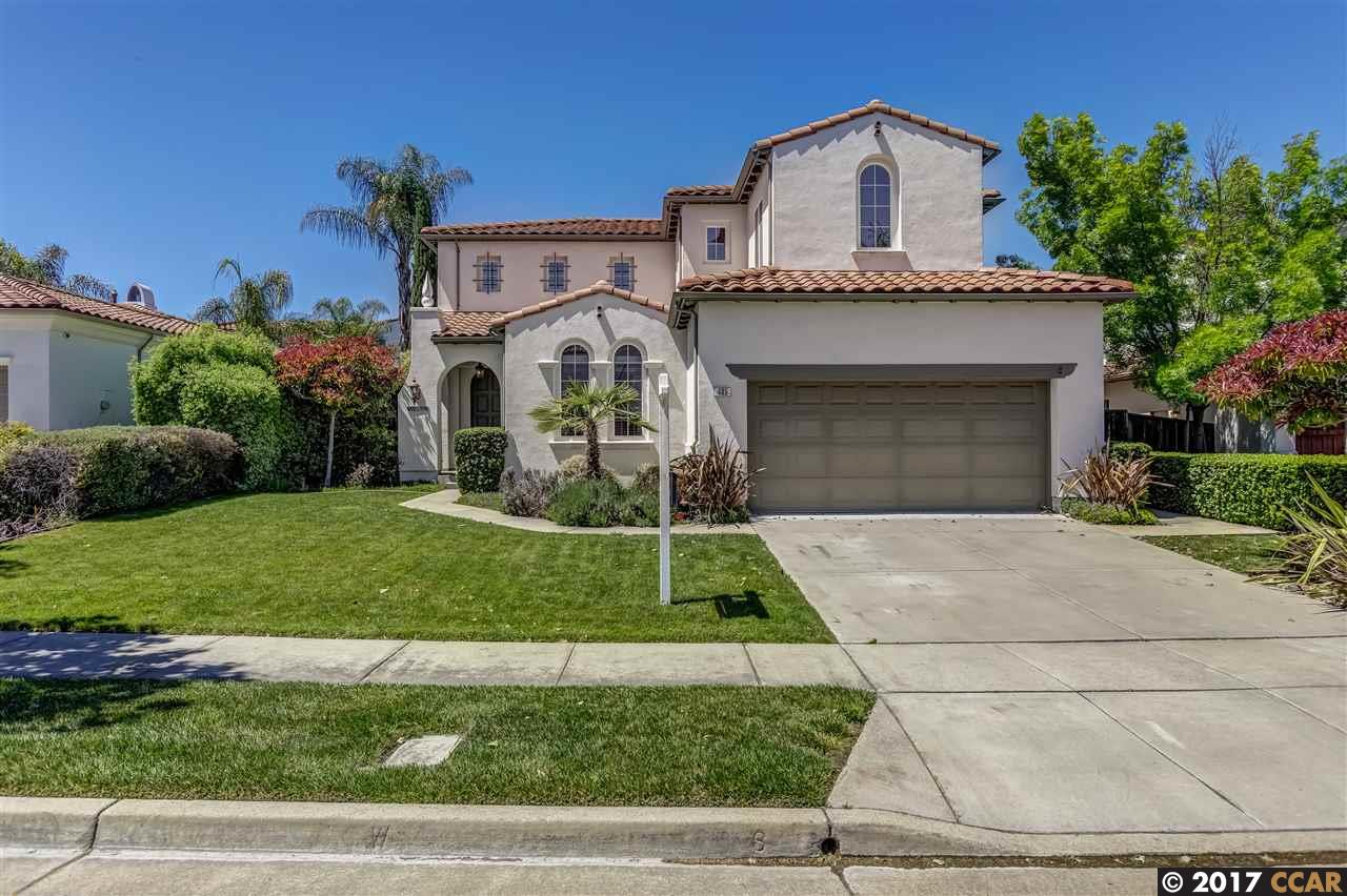 Single Family Home for Sale at 405 Ustilago Court San Ramon, California 94582 United States