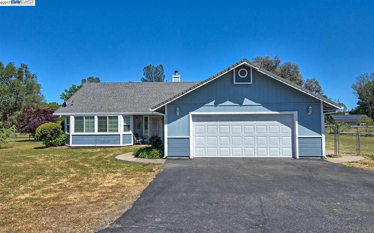 獨棟家庭住宅 為 出售 在 3289 Denice Way Cottonwood, 加利福尼亞州 96022 美國