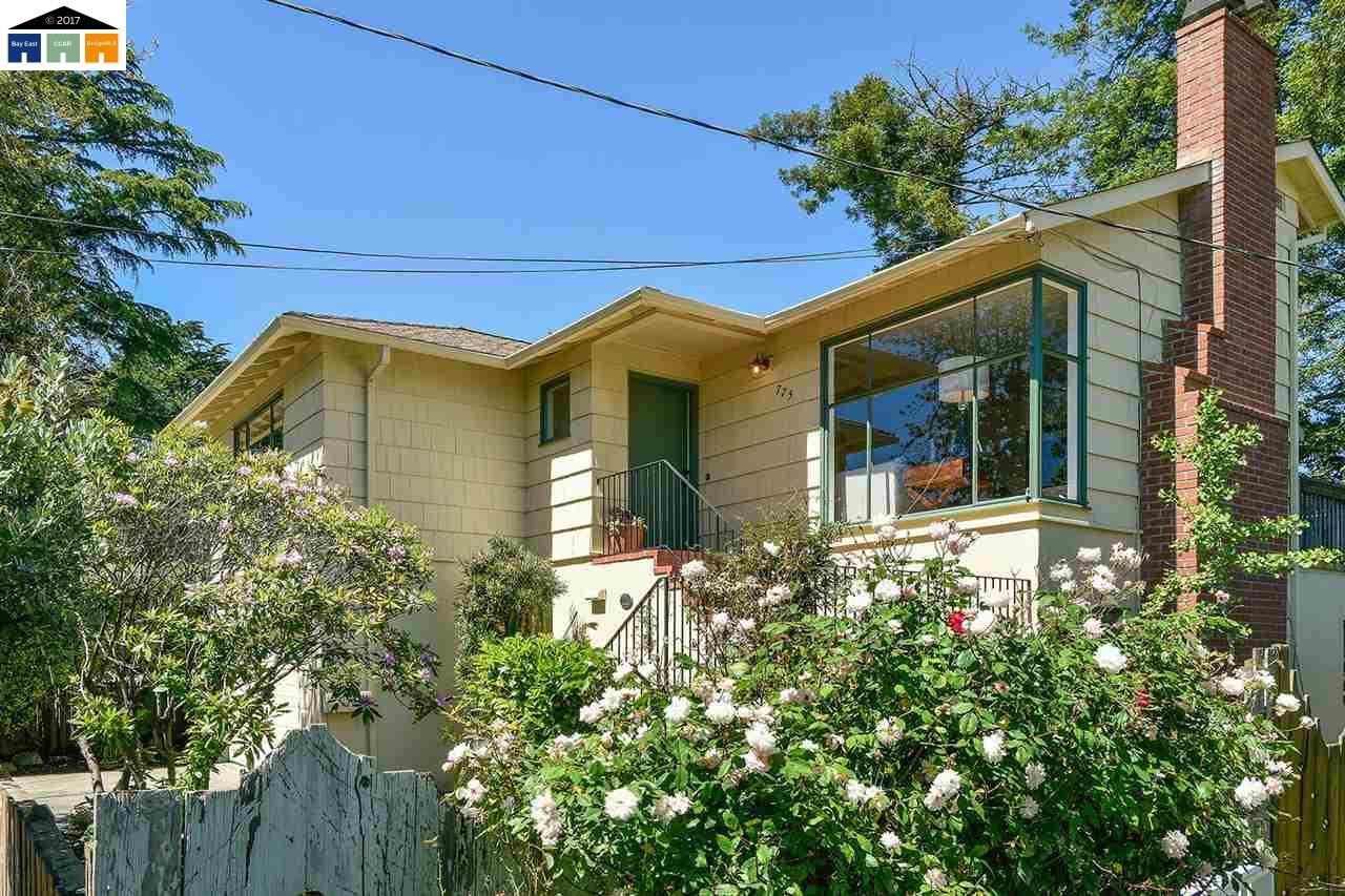 775 Creston Rd, BERKELEY, CA 94708