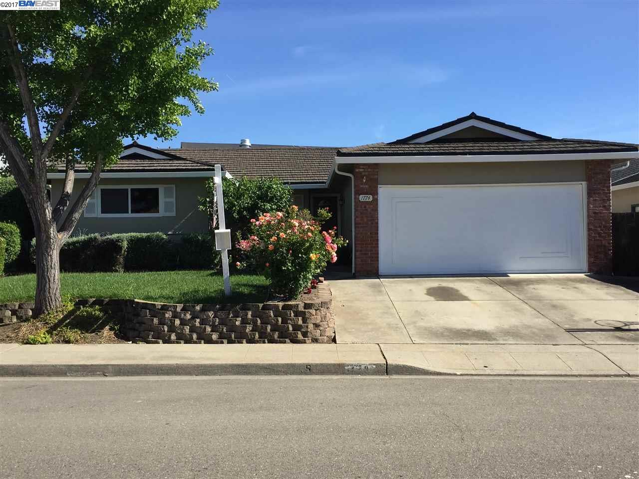 Single Family Home for Sale at 1774 Butano Milpitas, California 95035 United States