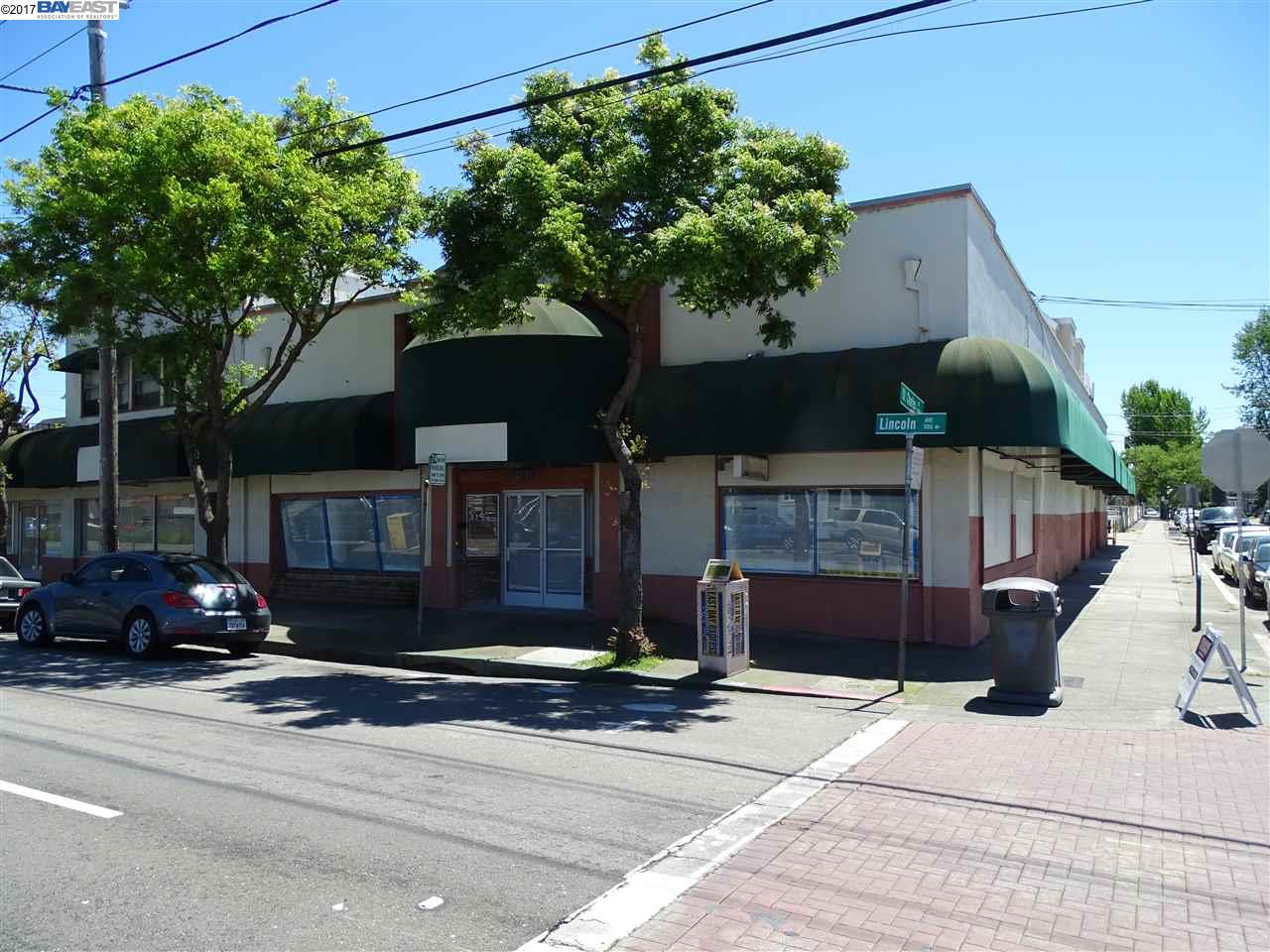 Commercial للـ Sale في 1100 Lincoln Avenue 1100 Lincoln Avenue Alameda, California 94501 United States