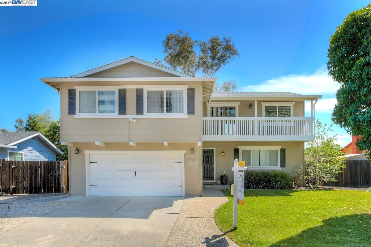 Additional photo for property listing at 3721 Ashwood Drive  Pleasanton, Kalifornien 94588 Vereinigte Staaten