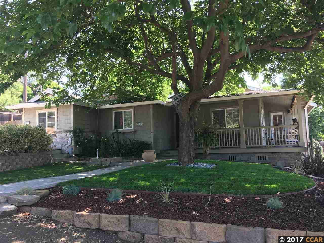 2804 Hillside Ave, CONCORD, CA 94520
