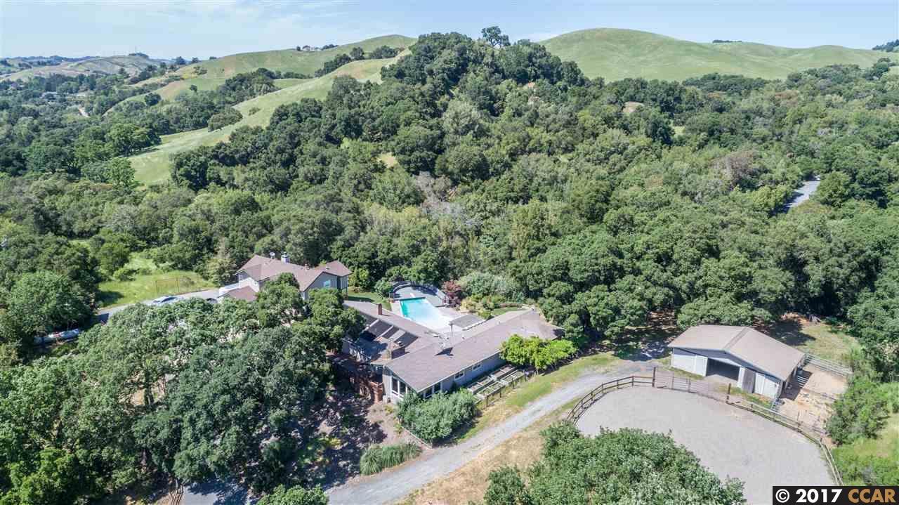 Single Family Home for Sale at 1031 Bollinger Canyon Moraga, California 94556 United States