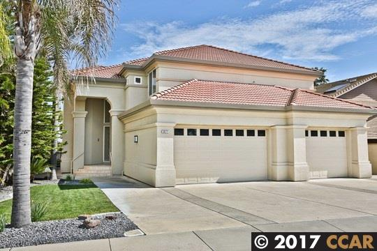Single Family Home for Sale at 5677 Starfish Court Discovery Bay, California 94505 United States