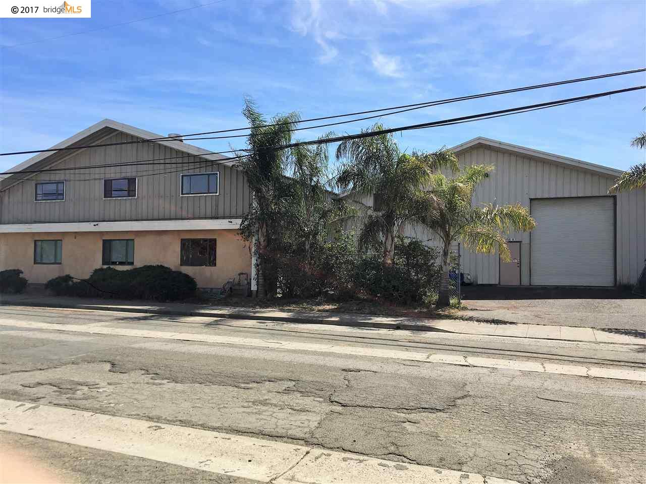 Commercial for Sale at 1356 S 50th Street Richmond, California 94804 United States