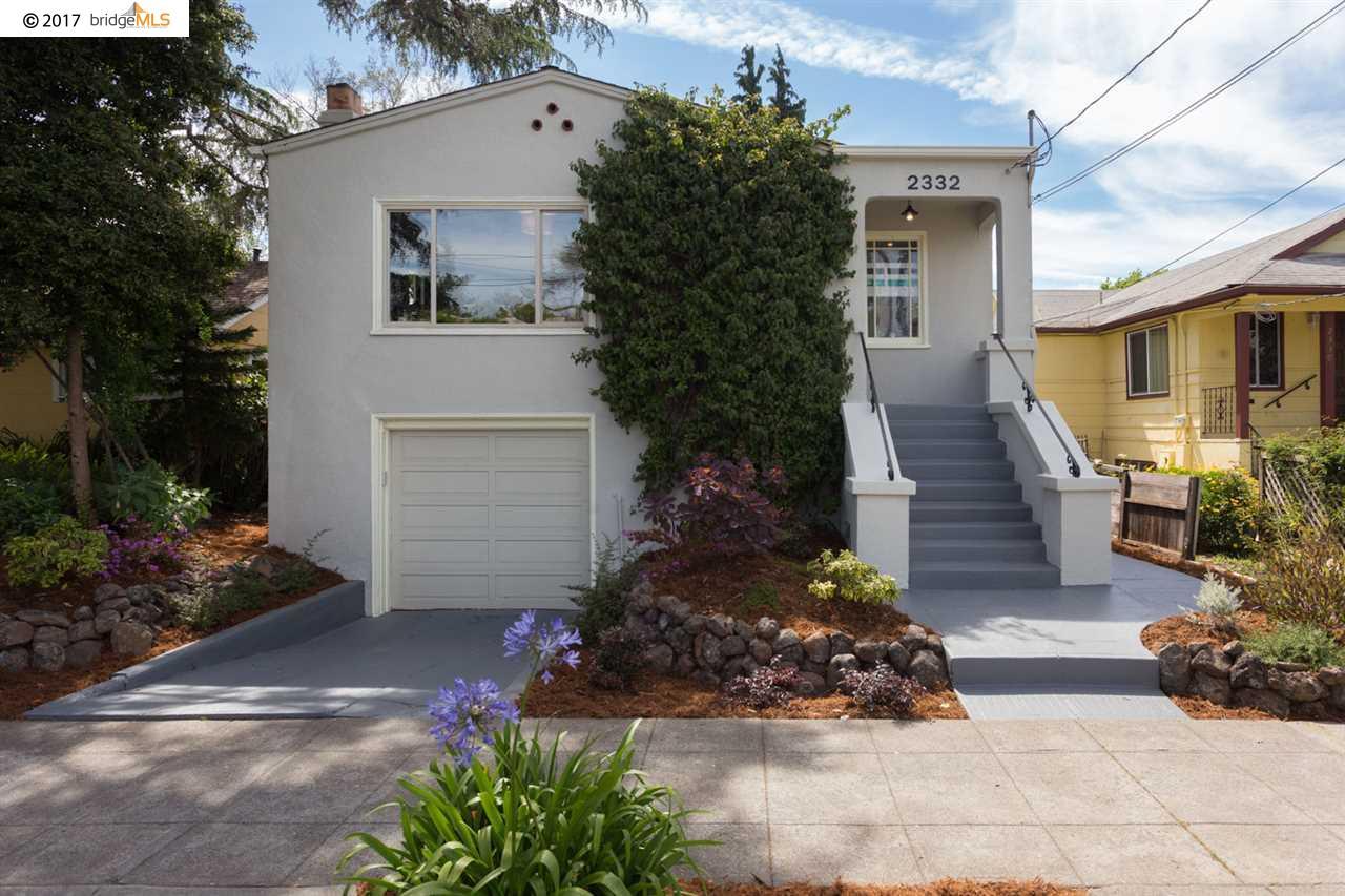 2332 Valley Street, BERKELEY, CA 94702