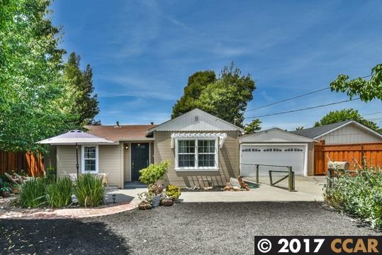 Single Family Home for Sale at 20677 Forest Avenue Castro Valley, California 94546 United States