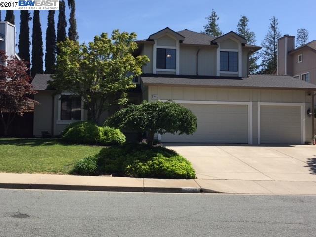 واحد منزل الأسرة للـ Sale في 3831 Rockford Drive Antioch, California 94509 United States