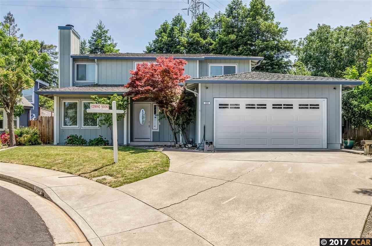 220 Kingston Ct, MARTINEZ, CA 94553