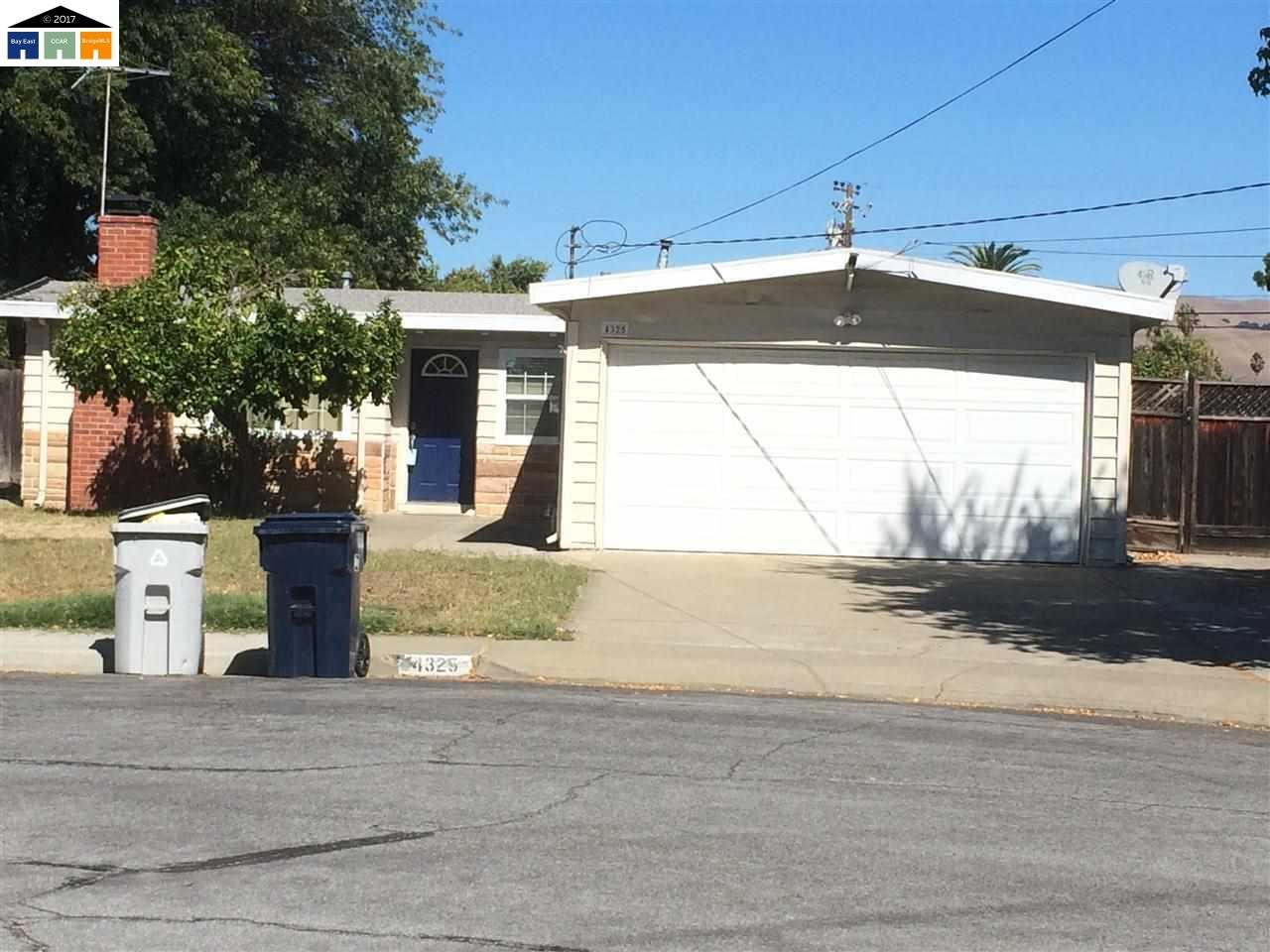 Einfamilienhaus für Mieten beim 4325 Millard Avenue Fremont, Kalifornien 94538 Vereinigte Staaten