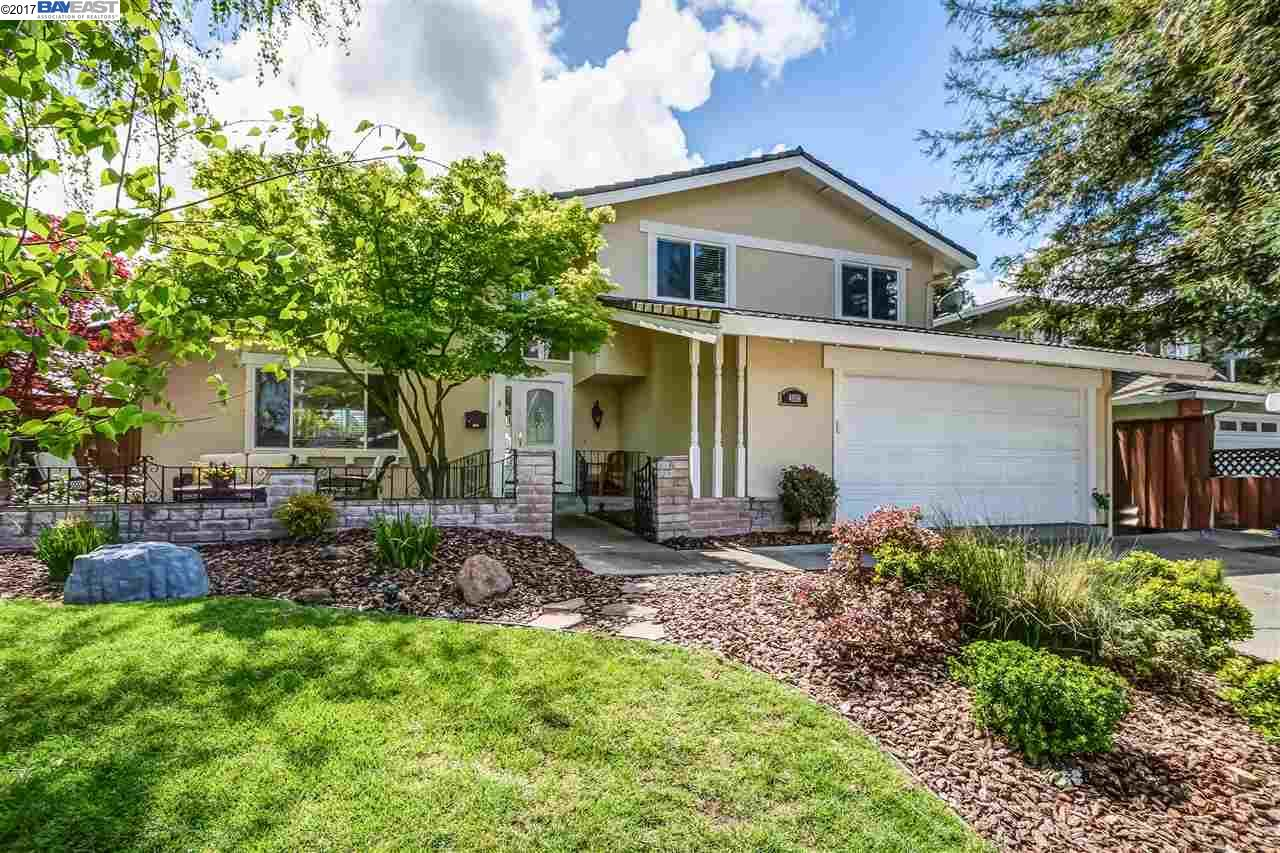 4058 Suffolk Way, PLEASANTON, CA 94588