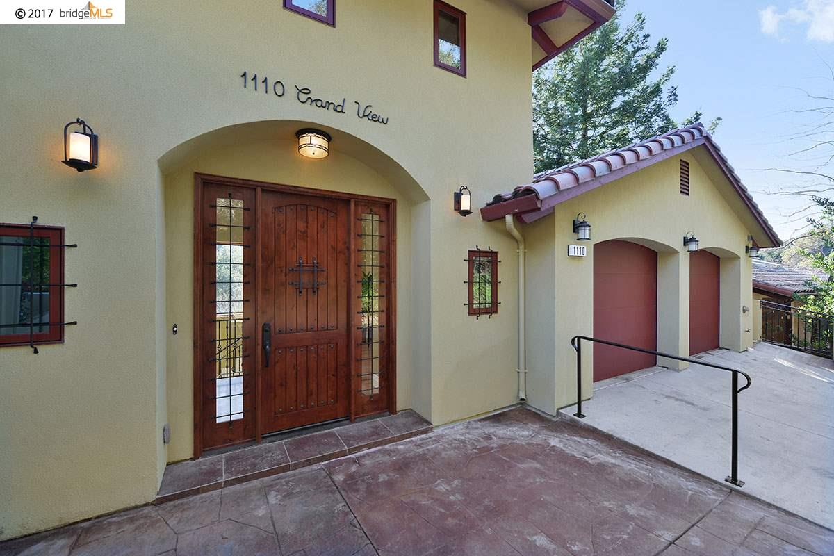 1110 Grand View Dr, BERKELEY, CA 94705