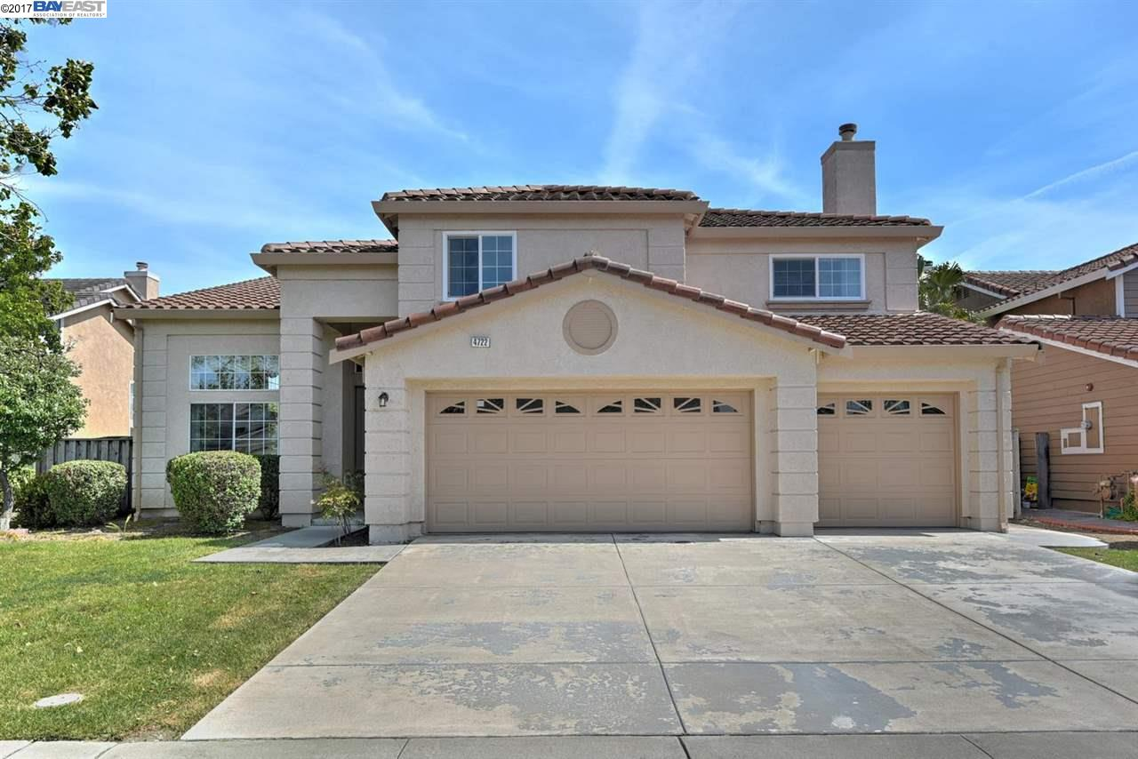 4722 Silvertide Dr., UNION CITY, CA 94587