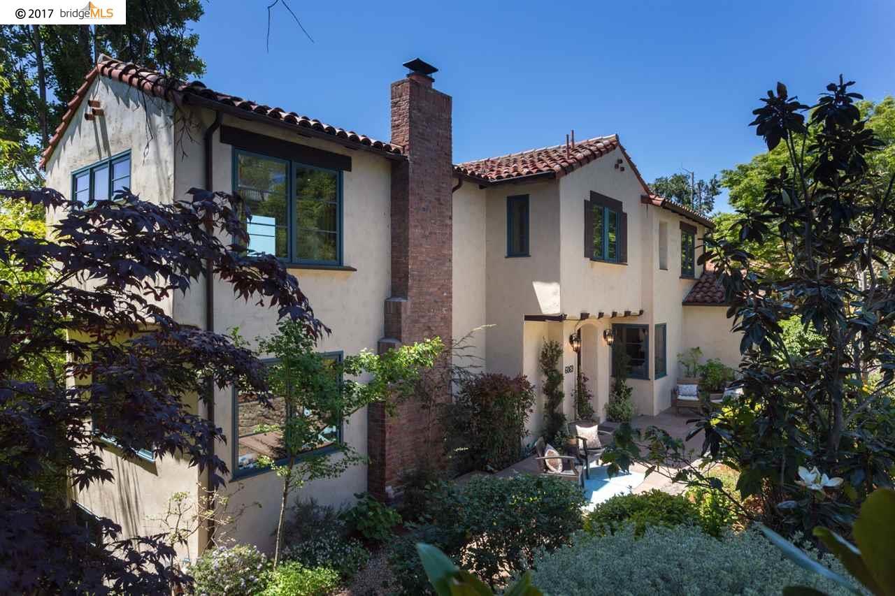 6069 Buena Vista Ave, OAKLAND, CA 94618