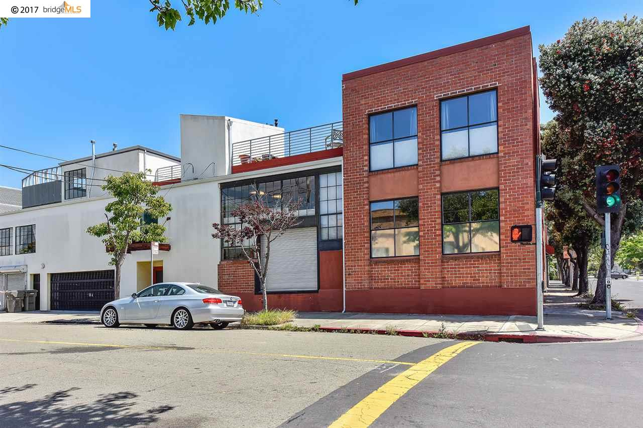 Condominium for Sale at 1250 Powell Street Emeryville, California 94608 United States