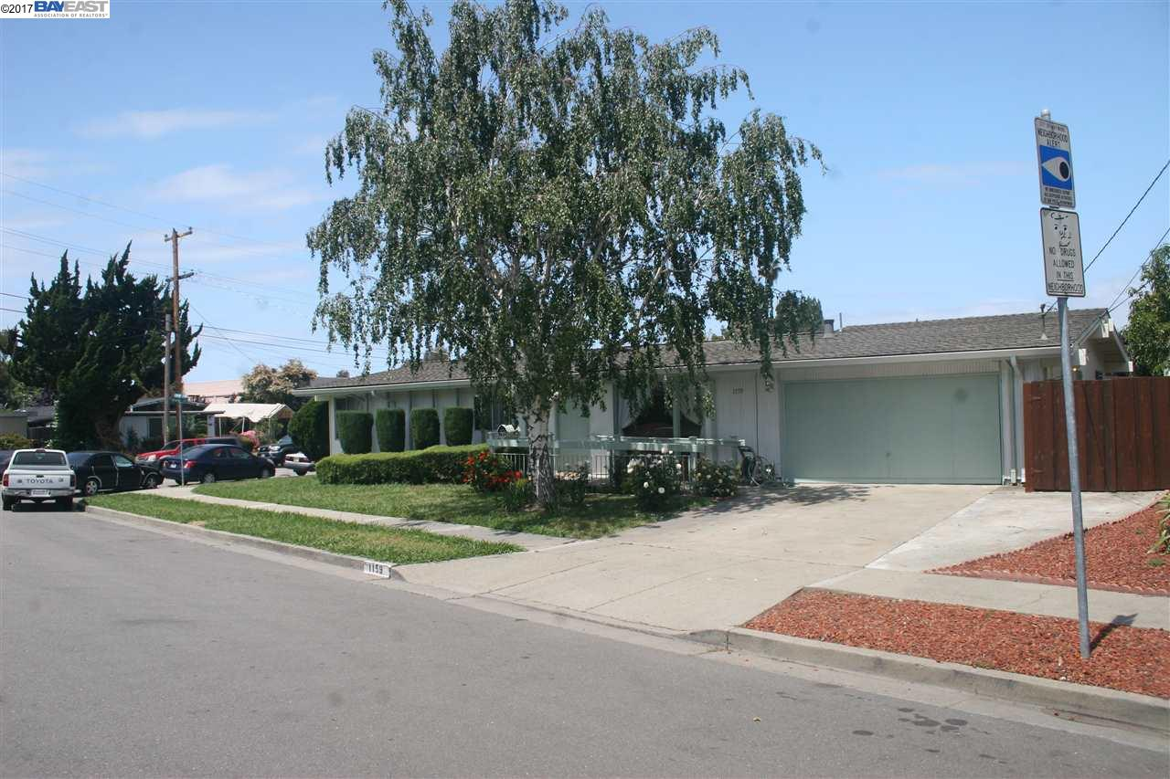 Additional photo for property listing at 1159 Citron Way  Hayward, 加利福尼亞州 94545 美國