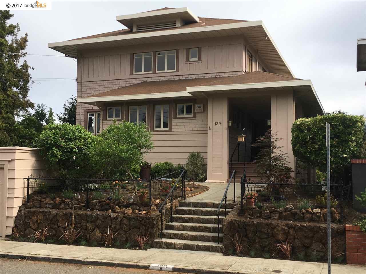 139 Hillcrest Rd, BERKELEY, CA 94705