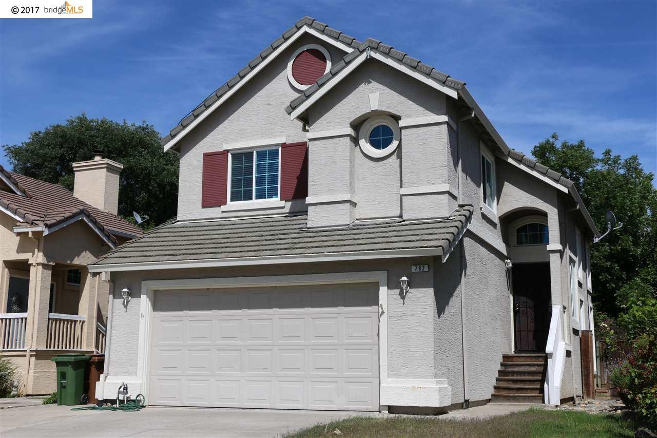 782 Allbrook Court, BRENTWOOD, CA 94513