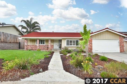 492 Monti Circle, PLEASANT HILL, CA 94523