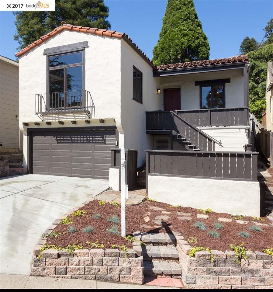 20 Bonnie Lane, BERKELEY, CA 94708